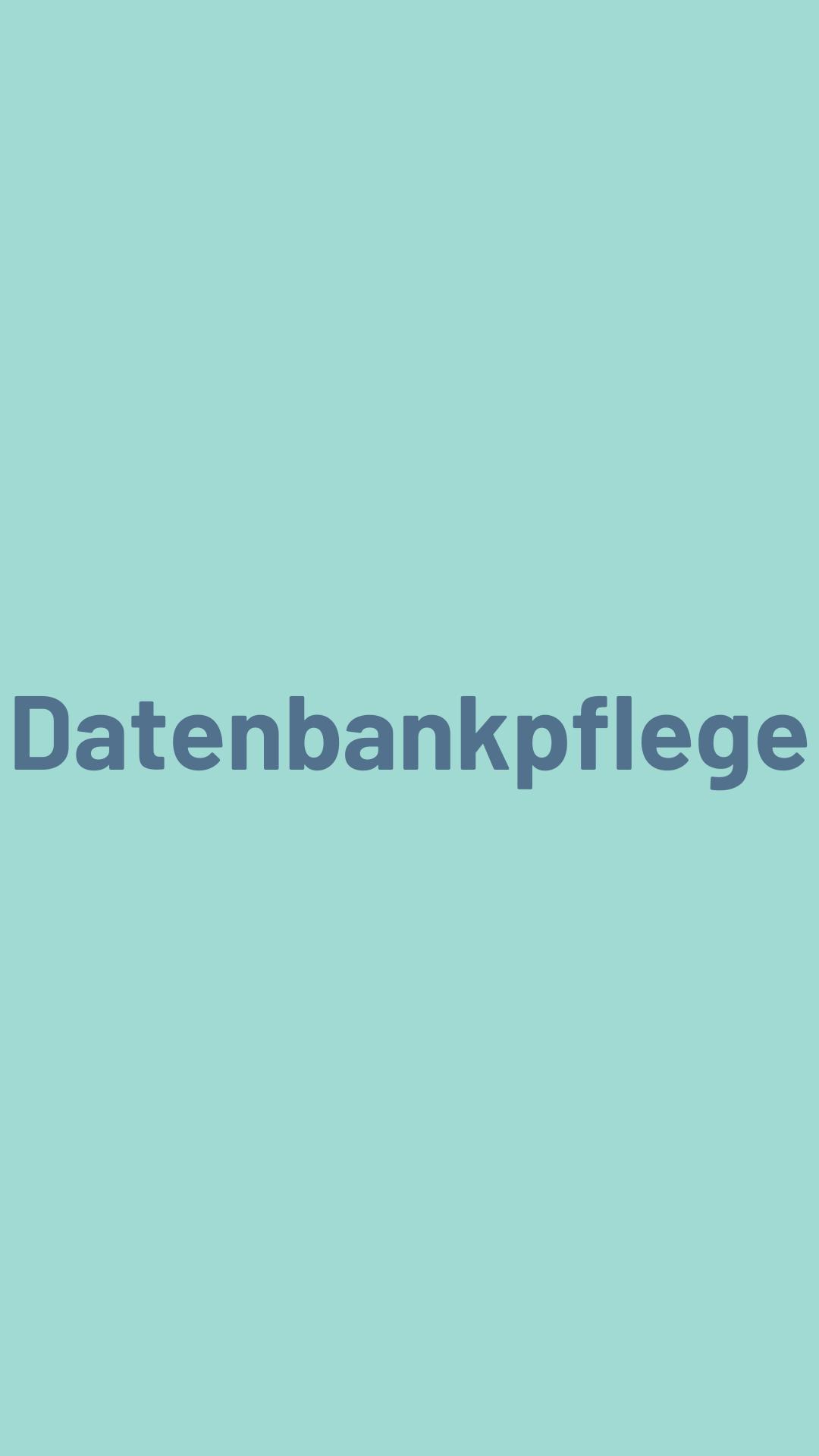 Datenbank Text